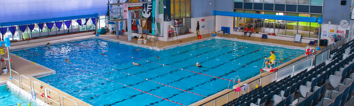 Halifax swimming pool calderdale sports and fitness for The heights swimming pool timetable